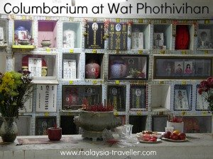 Wat Phothivihan Columbarium
