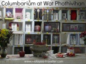 Wat Phothivihan Columbarium